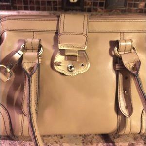 ETIENNE AIGNER Hyde Park frame satchel